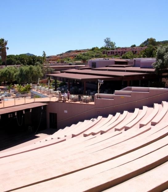 Panoramica Anfiteatro