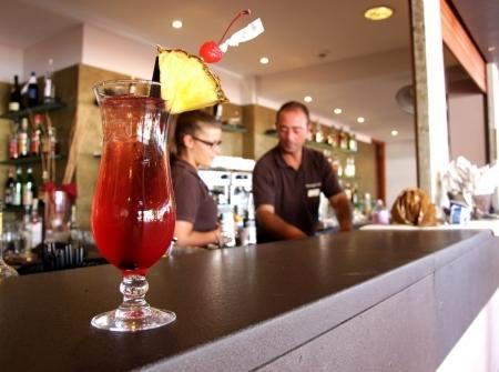 Aperitivo e Cocktail al Bar dell'Hotel