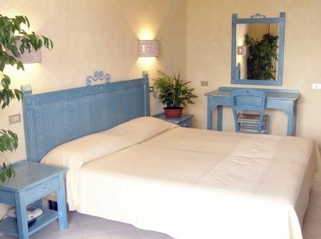 Double Bed in Oleandri Room