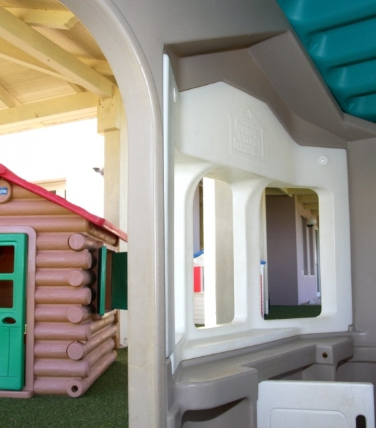 Game houses for children