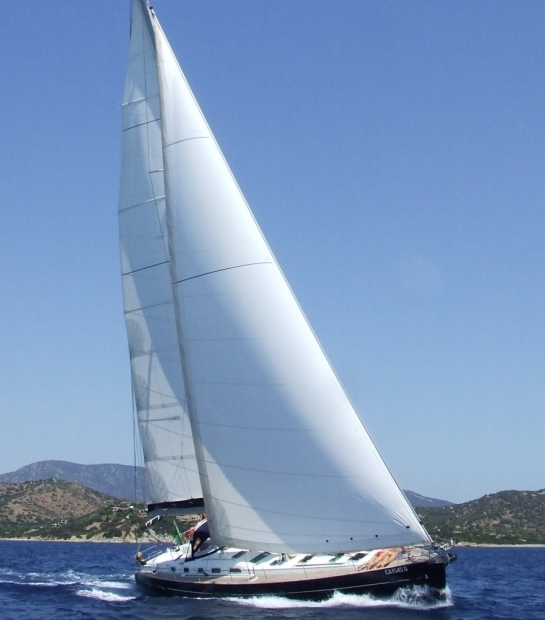Noleggio Barca a Vela e Servizio Charter