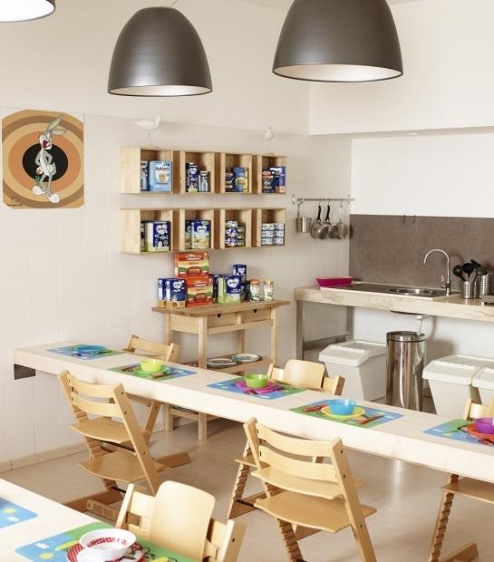 Cucina della Nursery