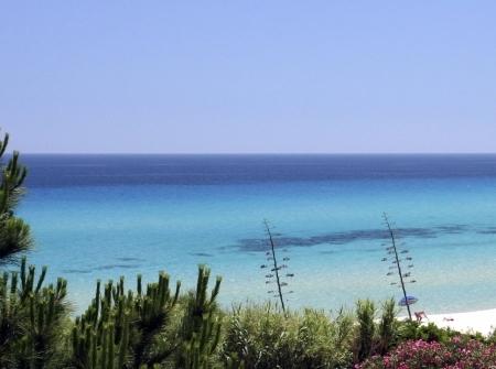 Il mare di Costa Rei