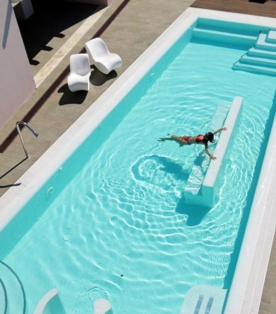 Détendez-vous dans la piscine