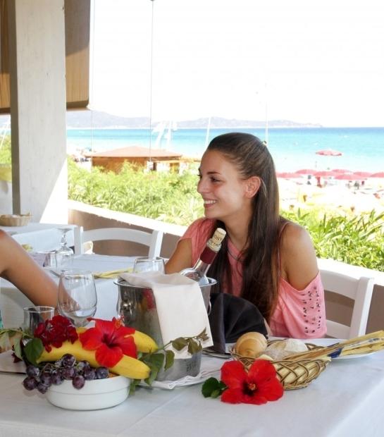 Free Beach Hôtel restaurant